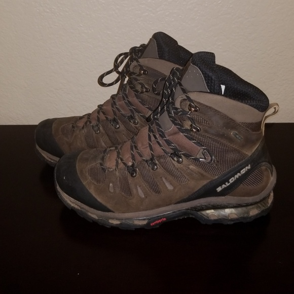 345c2e31973 Men's Salomon Quest 4D GTX Forces size 9.51